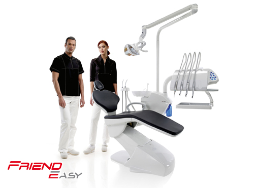 Poltrona per dentisti Friend Easy
